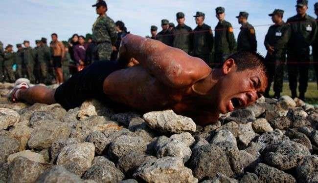 دشوارترین تمرینهای نظامی دنیا
