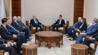 بشار اسد: پیروزیهای سوریه و عراق در برابر تروریسم مشترک است