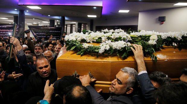 بعد از ظهر جمعه انجام شد؛ تدفین پیکر رئیس فقید سازمان تامین اجتماعی در حرم عبدالعظیم حسنی