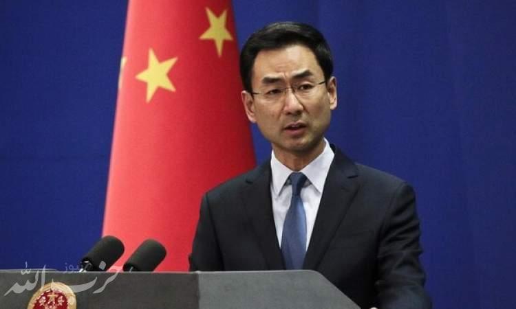 چین: ترکیه باید به مسیر درست بازگردد